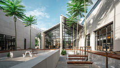 Restaurante Grillicious / ForX Design Studio
