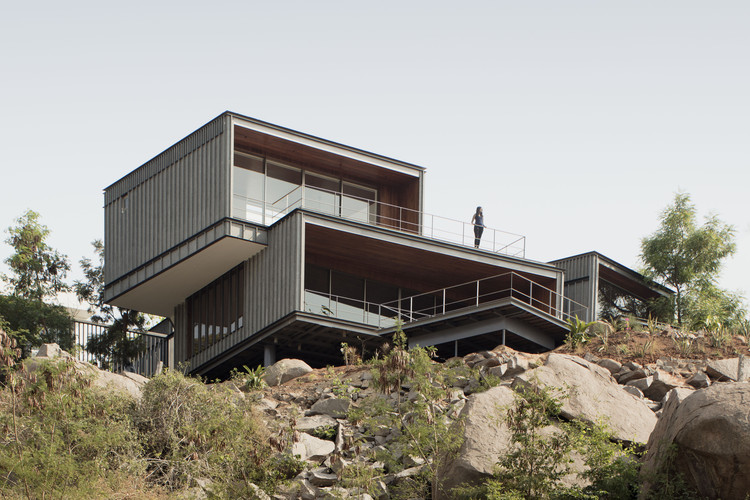Lakehouse / CollectiveProject, © Benjamin Hosking