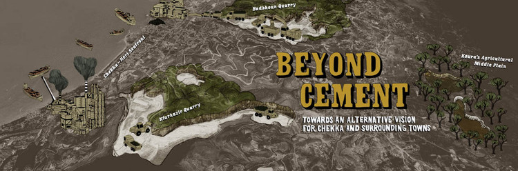 """Open Call: """"Beyond Cement: Towards an Alternative Vision for Chekka and Surrounding Towns"""", @Publicworksstudio"""