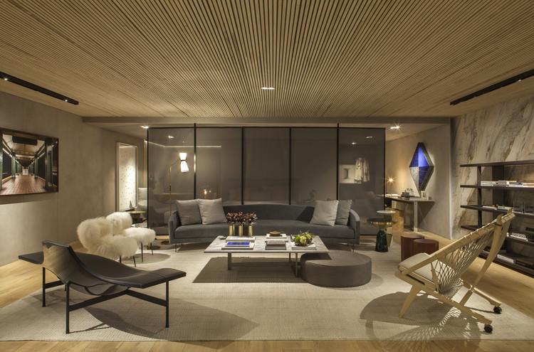 Loft do Designer / Triplex Arquitetura, © Felipe Araújo