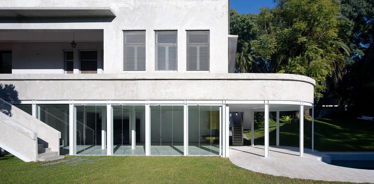 Casa luar  / Adamo Faiden, © Javier Agustín Rojas