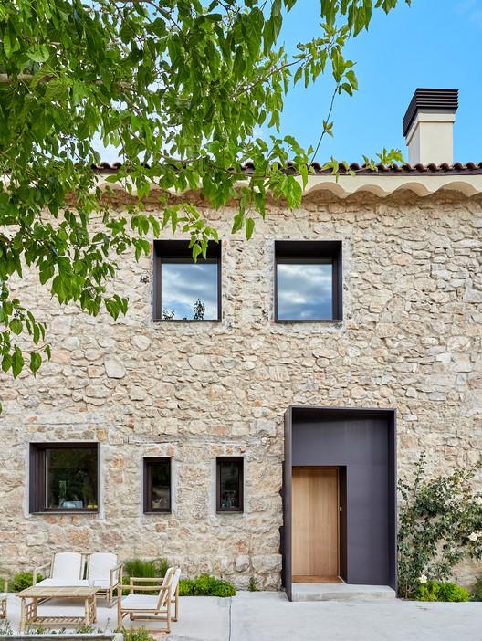 Casa grande / Lado Blanco Arquitecturas, © Carla Capdevila