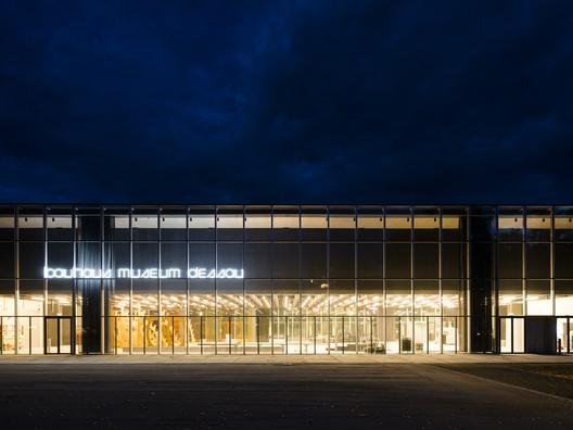 Museo Bauhaus Dessau / Addenda Architects