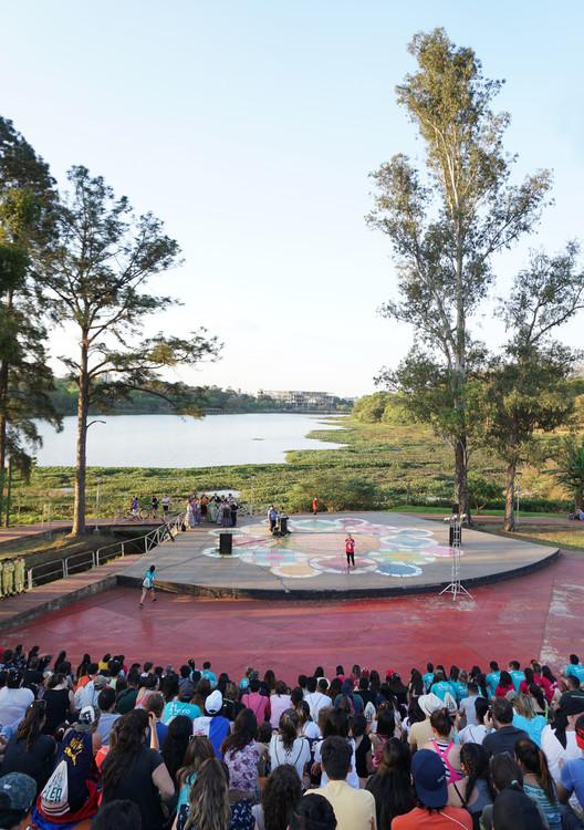 800 Estudiantes de Latinoamérica inauguran ELEA CDE 2019 en Ciudad del Este, © fabian dejtiar