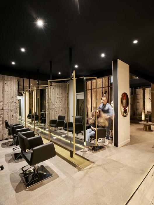 Salão Anthro / GRAY Arquitectura & Forma, © Raúl Villalobos