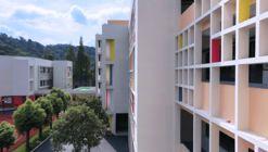 Facade Renovation of Shaoxing Shangyu Longshan School / Muliang Architecture Studio