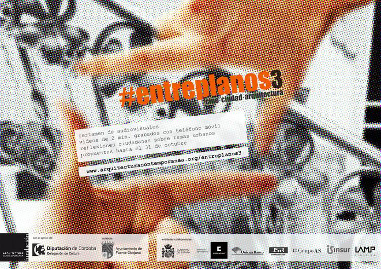 Entreplanos 3: cine. ciudad. arquitectura, Fundación Arquitectura Contemporánea