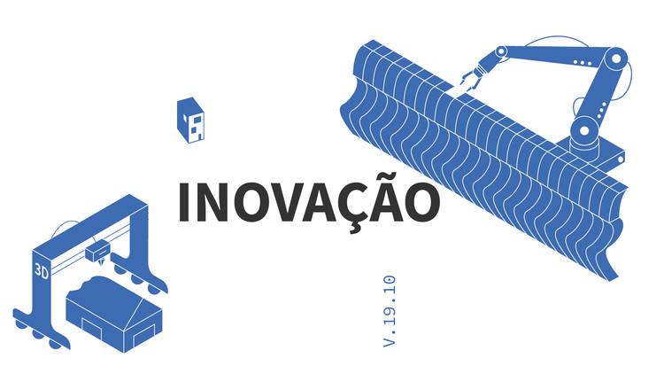 Outubro no ArchDaily: Inovação