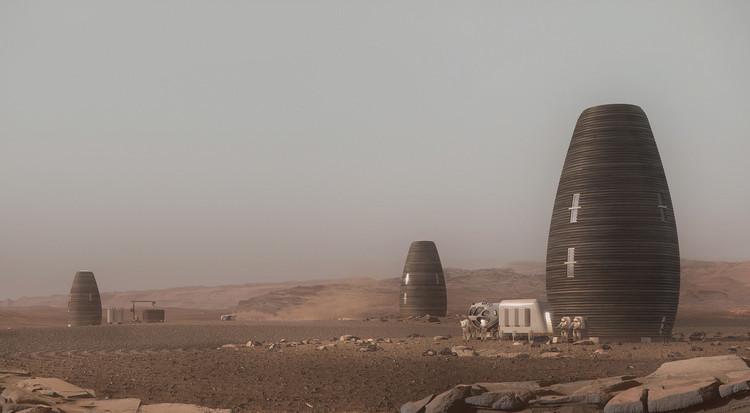Paisaje Transversal y Strelka entre los ganadores de Premios Ciudad 2019 de Open House Madrid, Proyecto Marsha, diseñado por AI SpaceFactory. Image © AI SpaceFactory
