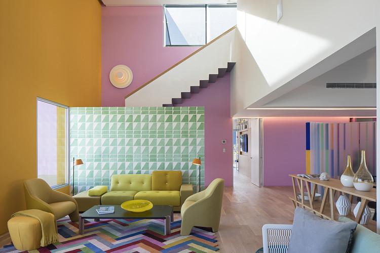 Casa TEC 205 / Moneo Brock Studio . Image © Adrián Llaguno – Documentación Arquitectónica
