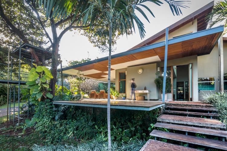 Casa Bonfim / Manoel Garcia Arquitetura, © Studio Papaya