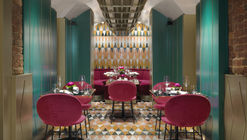 Restaurante VyTA Covent Garden / Collidanielarchitetto