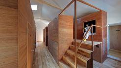 Hostal SUI Kioto Suiden-ann / Alphaville Architects