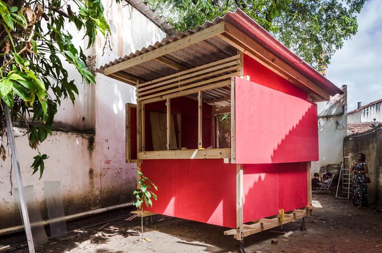 CUBITO©: protótipo de arquitetura modular, híbrida e desmontável, Cortesia de AtelierVivo