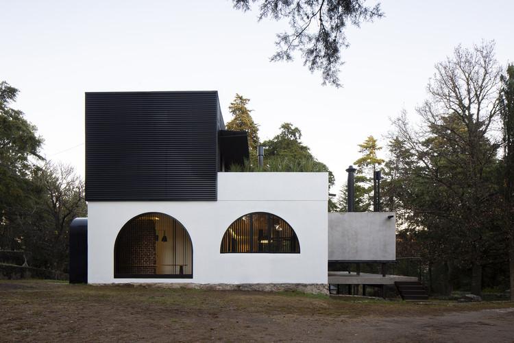 Rehabilitación casa alta vista / Choza. Espacio de Arquitectura, © Javier Agustín Rojas