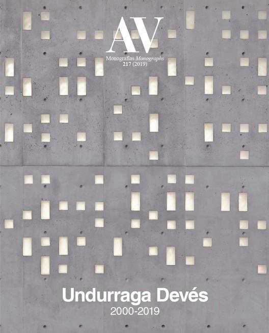 AV Monografías 217 Undurraga Devés 2000-2019