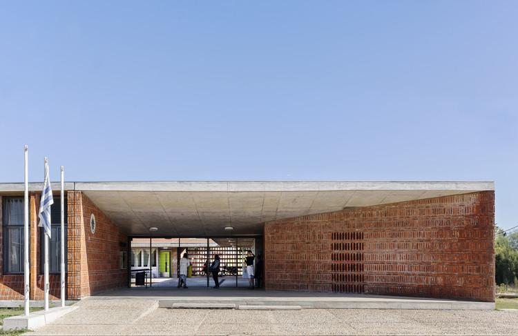 Escuela de tiempo completo N300 Colonia Nicolich / PAEPU_ANEP, © Mariana Cecilio