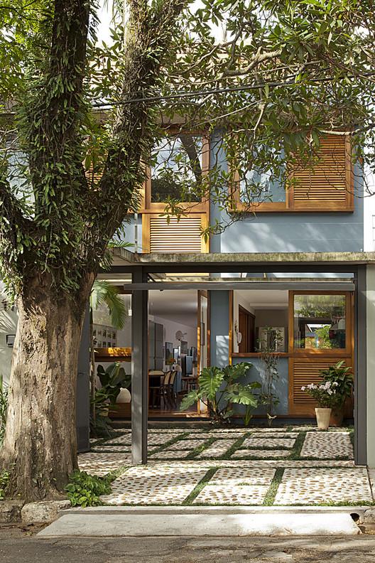 Casa Piacá I / Gil Mello Arquitetura, © Cacá Bratke