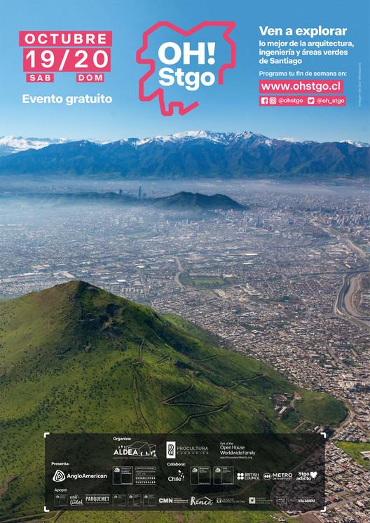 Open House Santiago 2019 invita a redescubrir la ciudad desde los espacios naturales , © Open House Santiago