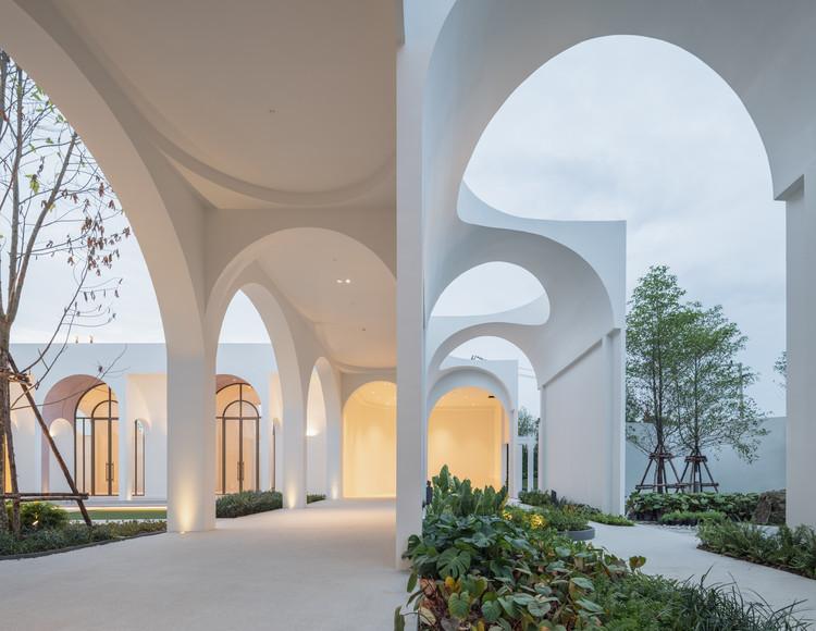 Sala de cerimônias Aube / PHTAA Living Design, © Beer Singnoi / Ketsiree Wongwan