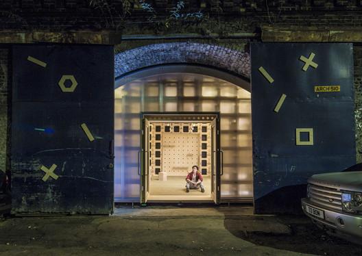 The Arches Project / Boano Prišmontas