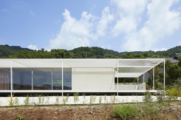 House in Shiraiwa / 2id Architects, © Toshiyuki Yano