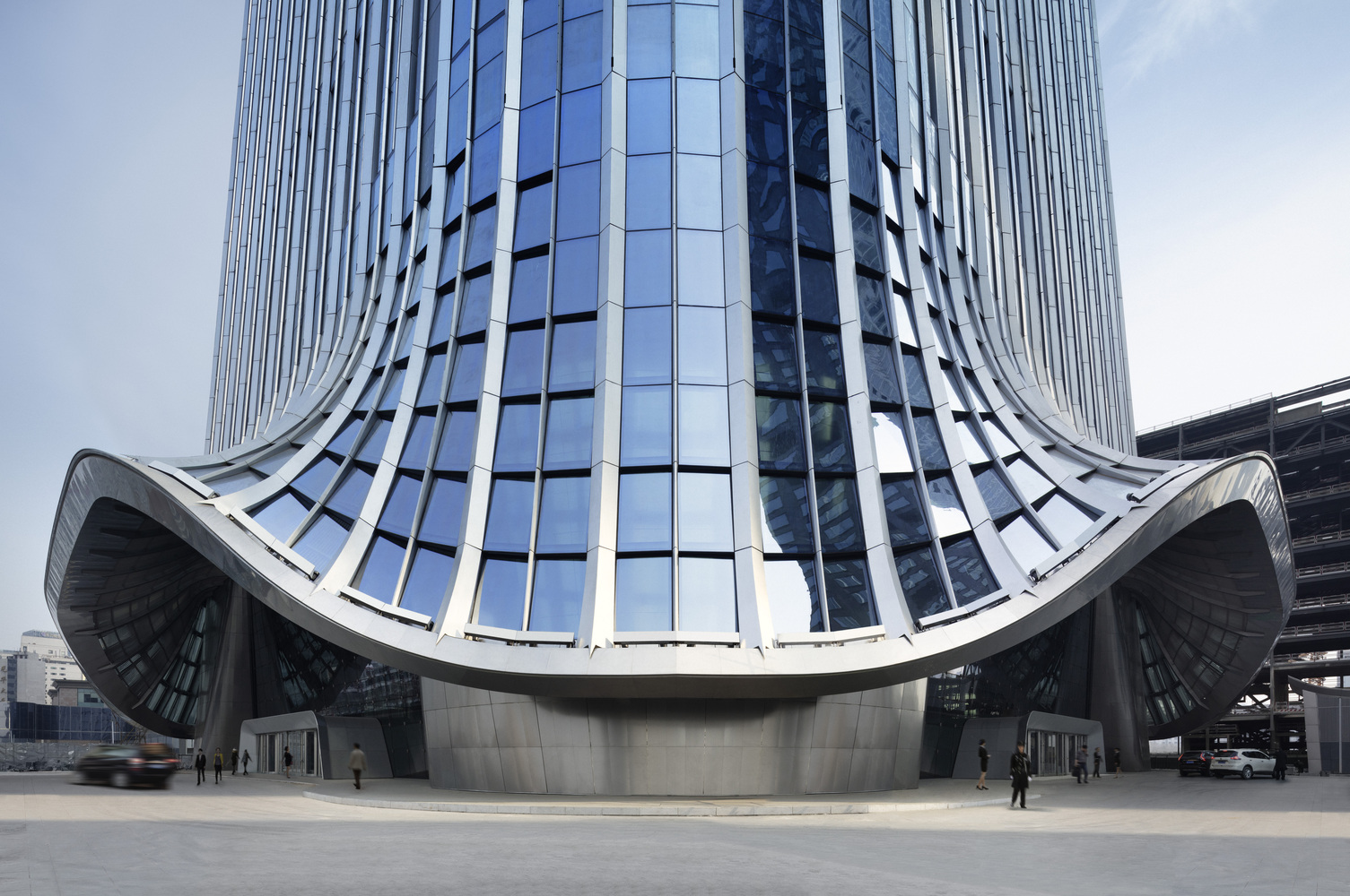 Картинки по запросу CITIC Tower