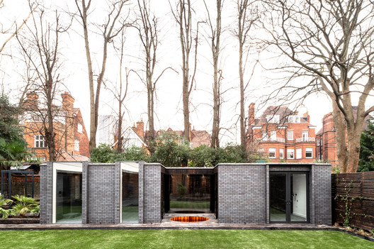 Hampstead House / MW Architects