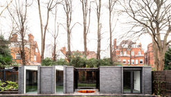 Residência Hampstead / MW Architects