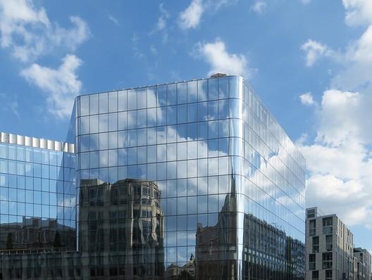 Explore Herzog & de Meuron's New DC Hotel Through the Lens of Paul Clemence
