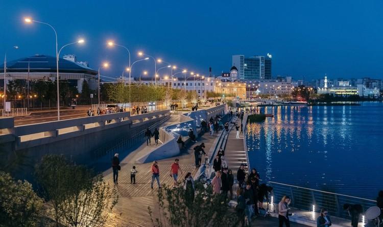 World Urban Parks Congress 2019, Kazan', Russia