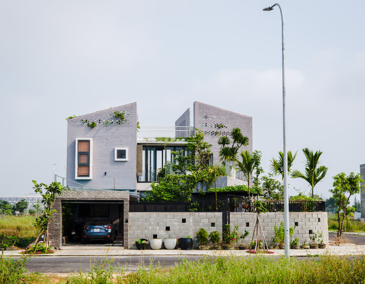 The Soul Home / Ho Khue Architects, Courtesy of Ho Khue Architects