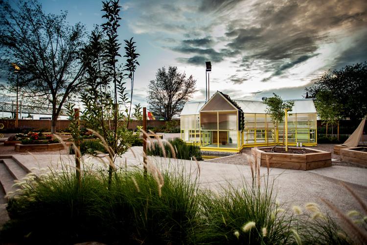 Transversal / Arquitectura Paisaje Urbanismo crea 'Laboratorio de Agricultura Urbana' en Chihuahua, México, © David Ramos