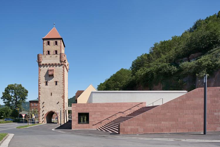 Museo Mainzer Tor, Centro Juvenil y Archivo de Miltenberg / Bez+Kock Architekten, © Stephan Baumann