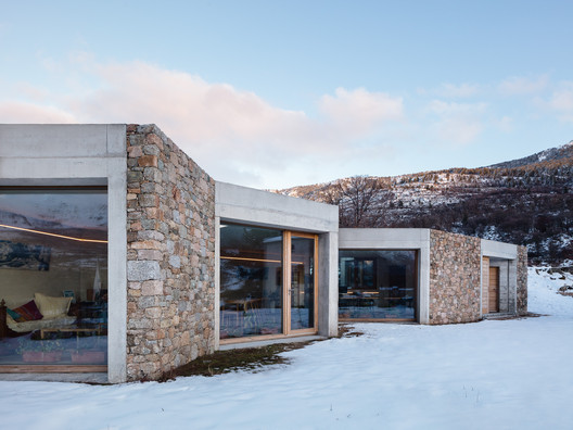 Vanella House / Orma Architettura
