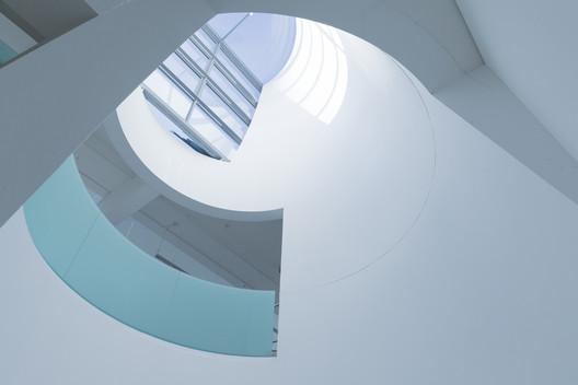 Reid Building Glasgow School of Art by Steven Holl Architects. Image © Iwan Baan