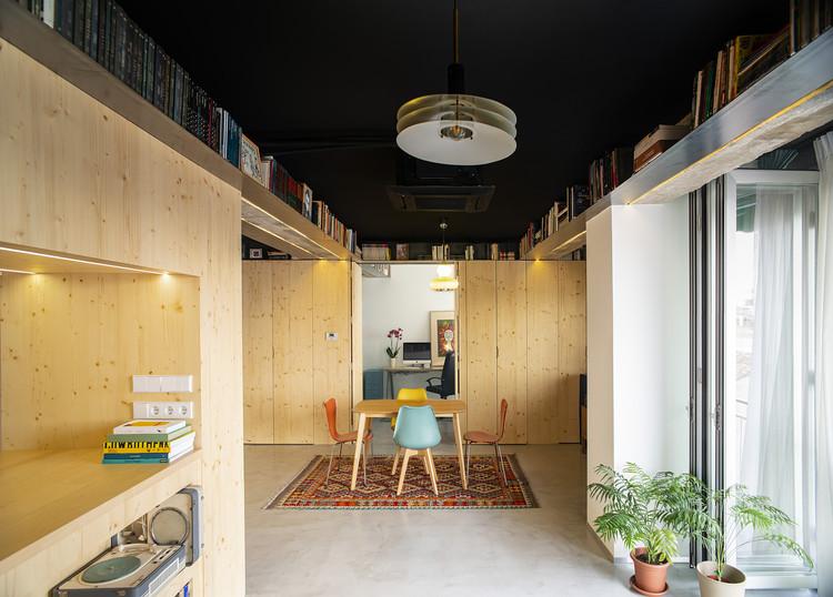Apartamento S73 / Fresneda & Zamora Arquitectura, © Javier Callejas