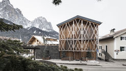 Casa Messner / noa* network of architecture