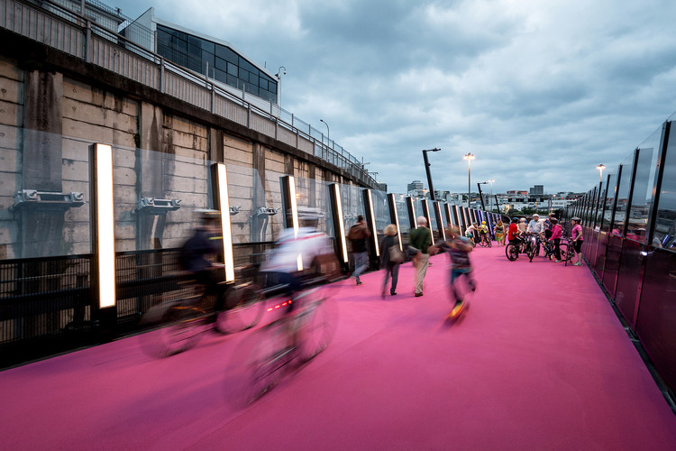 LightPathAKL / Monk Mackenzie Architects + Landlab. Image © Russ Flatt