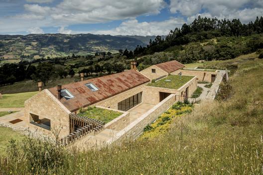 Casa Amangiri / Juan Pablo Ortiz Arquitectos