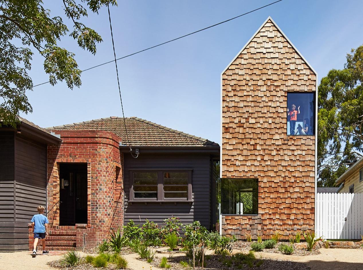 Tower House / Austin Maynard Architects