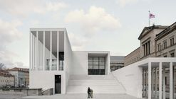 James-Simon-Galerie / David Chipperfield Architects