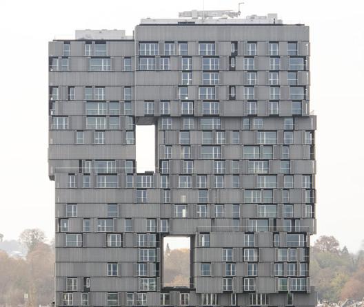 Meret Oppenheim Hochhaus Building / Herzog & de Meuron