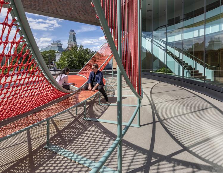 Soft Civic Installation / Bryony Roberts Studio, © Hadley Fruits