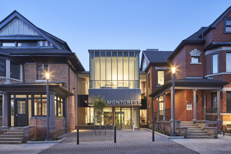 Montcrest School Redevelopment / Montgomery Sisam Architects, © Younes Bounhar
