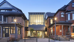 Montcrest School Redevelopment / Montgomery Sisam Architects