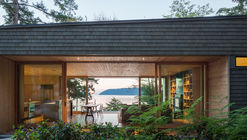 Residência Lone Madrone / Heliotrope Architects