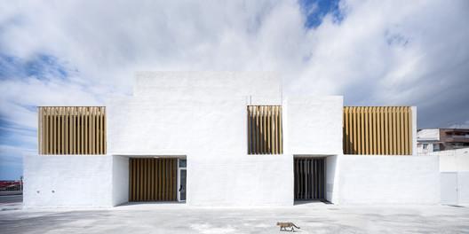Sede de operaciones portuarias en Motril / Fresneda & Zamora Arquitectura