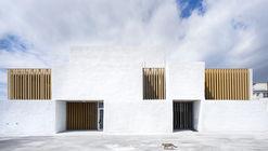 Port Operations Headquarters in Motril / Fresneda & Zamora Arquitectura