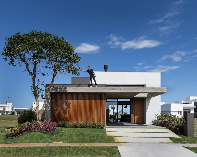 C5 House / Martin arquitetura + engenharia, © Marcelo Donadussi